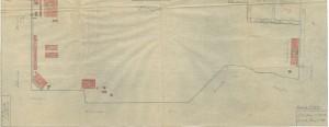 Bombardamenti aerei. Censimento edifici danneggiati o distrutti. ASCT Fondo danni di guerra inv. 2632 cart. 57 fasc. 3 seconda parte. © Archivio Storico della Città di Torino