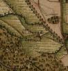 Cascina Lamarmora. Carta Topografica della Caccia, 1760-1766 circa. © Archivio di Stato di Torino