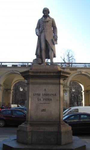Monumento a Giuseppe Luigi Lagrange