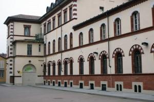 L'ingresso dell'Ecomuseo 6 in via San Gaetano da Thiene. Fotografia Giuseppe Beraudo, 2009
