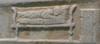 Particolare della decorazione dell'epigrafe, © Soprintendenza per i Beni Archeologici del Piemonte e del Museo Antichità Egizie.