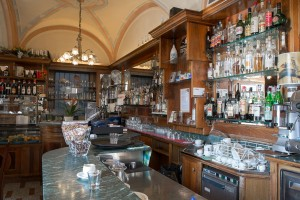 Caffè Vittorio Veneto, interno, 2017 © Archivio Storico della Città di Torino