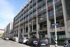 Ex area industriale, ruotificio italiano soc. an., fabbrica Comfede, Menegatti e Corrieri Piana, area residenziale