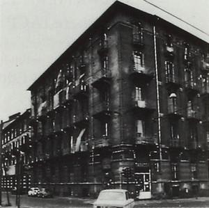 Edificio di civile abitazione in corso Venezia 6
