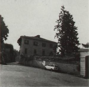Villa Masanti, già Vigna Alisio