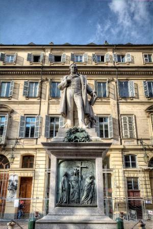 Monumento a Vincenzo Gioberti