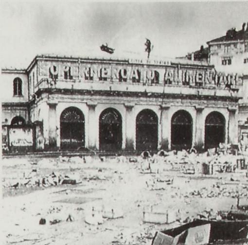 Mercato alimentare di porta palazzo museotorino - Mercato coperto porta palazzo orari ...