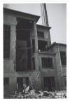 Ospedale San Giovanni Battista (delle Molinette), Corso Donato Bramante. Effetti prodotti dai bombardamenti dell'incursione aerea dell'8 novembre 1943. UPA 4104_9E03-51. © Archivio Storico della Città di Torino/Archivio Storico Vigili del Fuoco