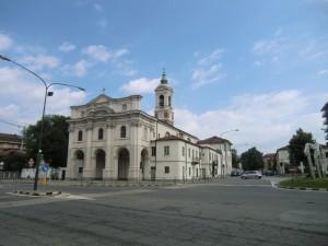 Chiesa dei Santi Bernardo e Brigida di Lucento