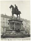 Stanislao Grimaldi, Monumento ad Alfonso Ferrero Della Marmora, 1881-1891. Fotografia di Giancarlo Dall'Armi. © Archivio Storico della Città di Torino
