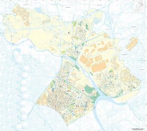 Circoscrizione 6, Regio Parco -  Barriera di Milano - Falchera - Rebaudengo - Barca-Bertolla - Villaretto