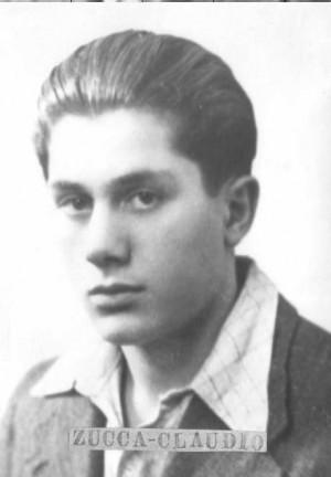 Zucca Claudio (1922 - 1944)