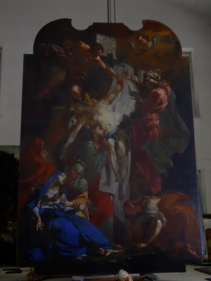 Claudio Francesco Beaumont, dipinto