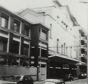 Teatro Astra, già Cinema Savoia