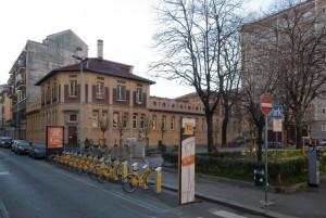 Casa del quartiere (ex bagni municipali). Fotografia Studio fotografico Gonella, 2012. © MuseoTorino
