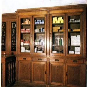Villarboito, tipografia, interno, Fotografia di Marco Corongi, 2005 ©Politecnico di Torino