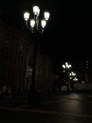 L'illuminazione pubblica torinese