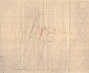 Bombardamenti aerei. Censimento edifici danneggiati o distrutti. ASCT Fondo danni di guerra inv. 2542 cart. 53 fasc. 2. © Archivio Storico della Città di Torino
