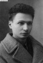 Emanuele Artom (Aosta, 1915 - Torino, 1944)
