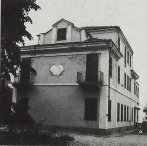 Villa Fubini, già del Vescovo