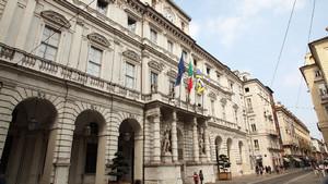 Palazzo di Città. Fotografia di Paolo Mussat Sartor e Paolo Pellion di Persano, 2010. © MuseoTorino