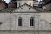Meo del Caprina, Cattedrale di San Giovanni Battista (Duomo, frontone), 1491-1498. Fotografia di Paolo Gonella, 2010. © MuseoTorino.