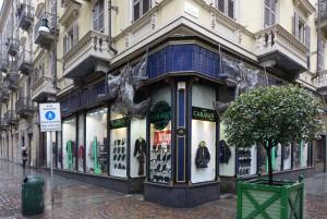 Caravan Company, abbigliamento, ex Porcellane, Cristallerie, Posaterie Gallati