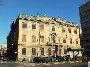 Ex sede della Facoltà di Economia e Commercio