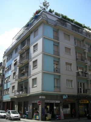 Edificio di civile abitazione già industria Via Cristoforo Colombo 57