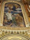 Interno della Chiesa dei Santi Vincenzo de' Paoli e Antonio Abate. Fotografia di Maria Paola Soffiantino, 2018
