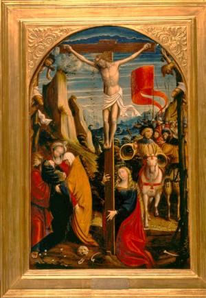 Defendente Ferrari (Chivasso, 1480/85 - Torino, 1540 ca.)