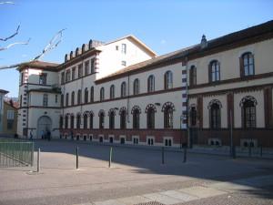 Alma Mater, sede dell'Ecomuseo Urbano 6