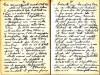 Diario dell'Istituto Lorenzo Prinotti, 1944. ASCT, Fondo Prinotti cart. 31 fasc. 11, 10, pp. 94-95. © Archivio Storico della Città di Torino