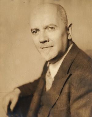 Lionello Venturi (Modena, 1885 - Roma 1961)