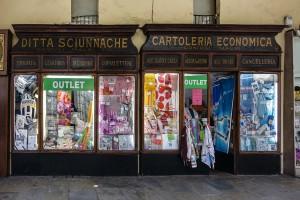 Emporio, ex Ditta Sciunnache, cartoleria