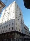 L'edificio di Gino Salvestrini in via XX Settembre: l'angolo con via S. Teresa. Fotografia di A. Martini, 2011.
