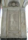 Lapide dedicata ai Torinesi caduti nella Prima guerra d'indipendenza. Fotografia di Elena Francisetti, 2010. © MuseoTorino