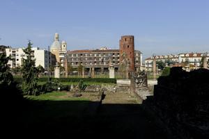 Parco Archeologico. Fotografia di Paolo Gonella, 2010. © MuseoTorino