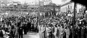 5 aprile 1944, la fucilazione del Comitato militare regionale piemontese