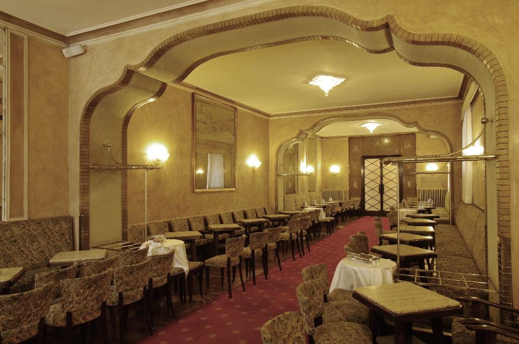 Caff fiorio museotorino for Bar maison torino