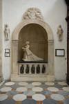 Monumento funerario all'interno del Duomo. Fotografia di Marco Saroldi, 2010. © MuseoTorino