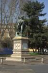 Monumento a Pietro Micca. Fotografia di Giuseppe Caiafa, 2011.