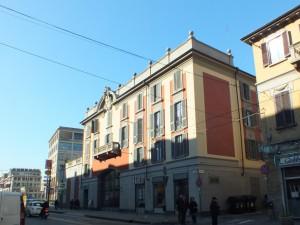 Società Carpano in via Nizza 224