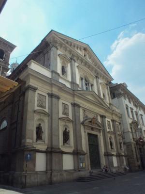 Chiesa dei Santi Martiri. Fotografia di Paola Boccalatte, 2013. © MuseoTorino