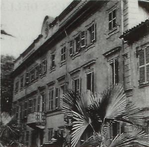 Villa dei Padri Missionari della Salette, già Vigna il Calcina