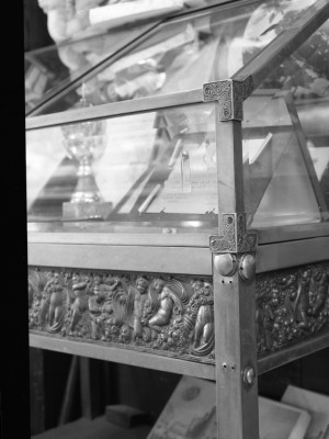 Pasticceria Abrate, particolare della vetrina della ditta Piglia, 1998 © Regione Piemonte