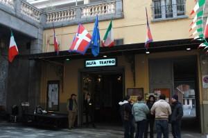 Alfa Teatro. Fotografia di Gianluca Platania, 2012. © Città di Torino