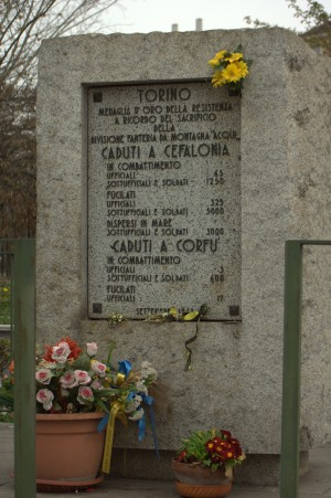Monumento ai Caduti di Cefalonia e Corfù