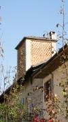 Torre colombaia della cascina Falconera. Fotografia di Edoardo Vigo, 2012.