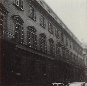 Ex palazzina Lombardi, ora servizi FIAT